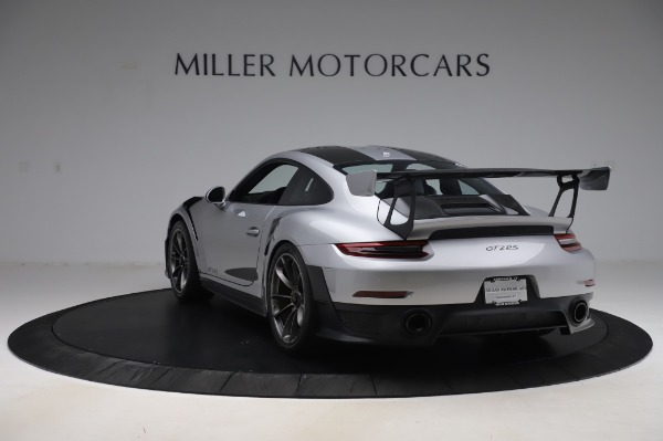 Used 2019 Porsche 911 GT2 RS for sale $316,900 at Aston Martin of Greenwich in Greenwich CT 06830 4