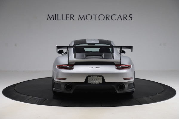 Used 2019 Porsche 911 GT2 RS for sale $316,900 at Aston Martin of Greenwich in Greenwich CT 06830 5