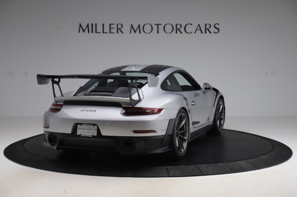 Used 2019 Porsche 911 GT2 RS for sale $316,900 at Aston Martin of Greenwich in Greenwich CT 06830 6