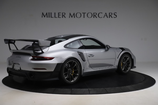Used 2019 Porsche 911 GT2 RS for sale $316,900 at Aston Martin of Greenwich in Greenwich CT 06830 7
