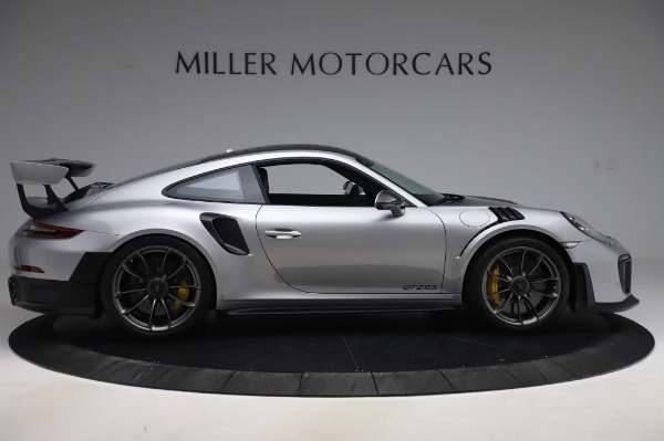 Used 2019 Porsche 911 GT2 RS for sale $316,900 at Aston Martin of Greenwich in Greenwich CT 06830 8