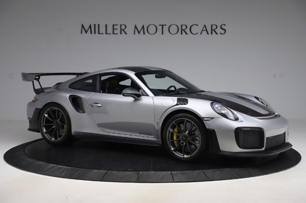 Used 2019 Porsche 911 GT2 RS for sale $316,900 at Aston Martin of Greenwich in Greenwich CT 06830 9