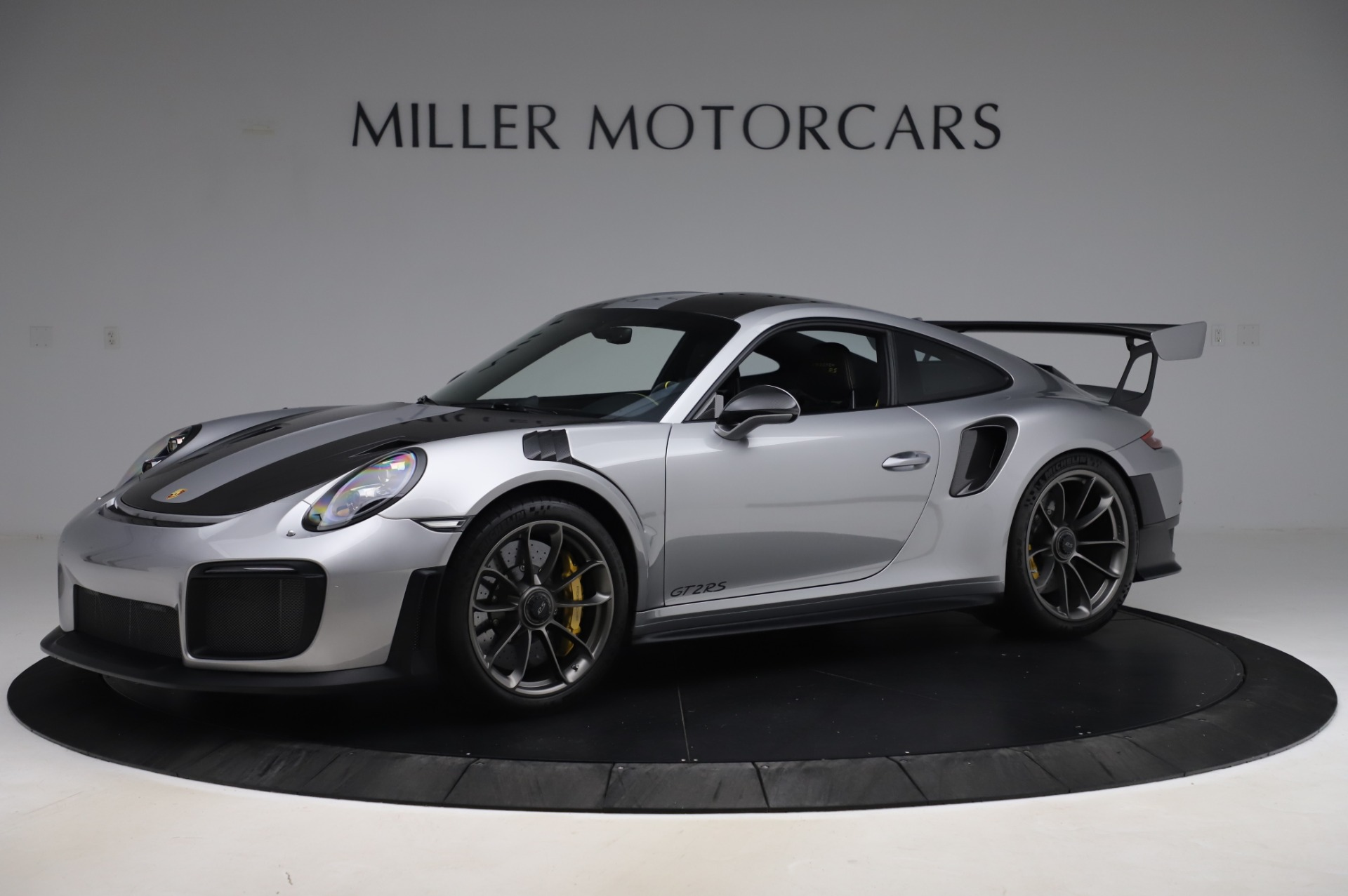 Used 2019 Porsche 911 GT2 RS for sale $316,900 at Aston Martin of Greenwich in Greenwich CT 06830 1