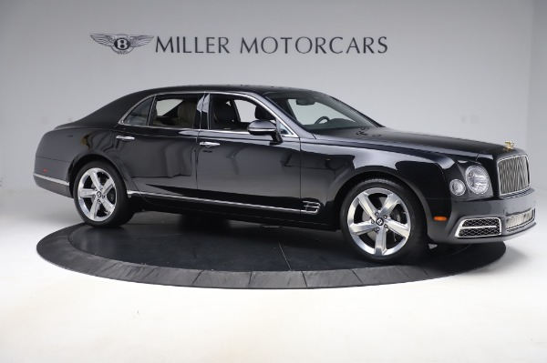 Used 2018 Bentley Mulsanne Speed for sale $239,900 at Aston Martin of Greenwich in Greenwich CT 06830 10
