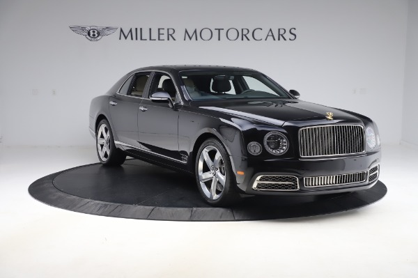 Used 2018 Bentley Mulsanne Speed for sale $239,900 at Aston Martin of Greenwich in Greenwich CT 06830 11
