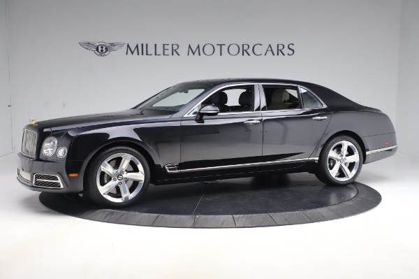 Used 2018 Bentley Mulsanne Speed for sale $239,900 at Aston Martin of Greenwich in Greenwich CT 06830 2