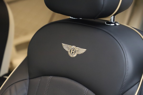 Used 2018 Bentley Mulsanne Speed for sale $239,900 at Aston Martin of Greenwich in Greenwich CT 06830 24