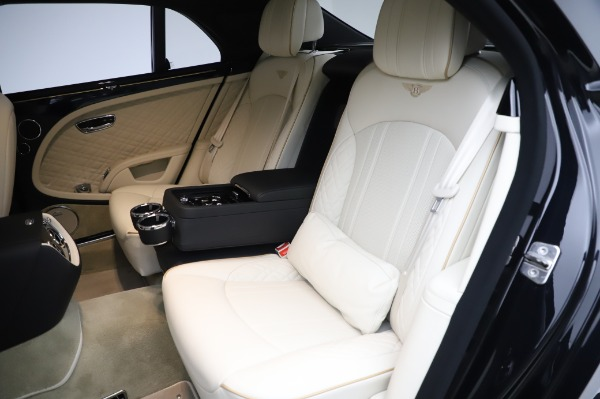 Used 2018 Bentley Mulsanne Speed for sale $239,900 at Aston Martin of Greenwich in Greenwich CT 06830 27