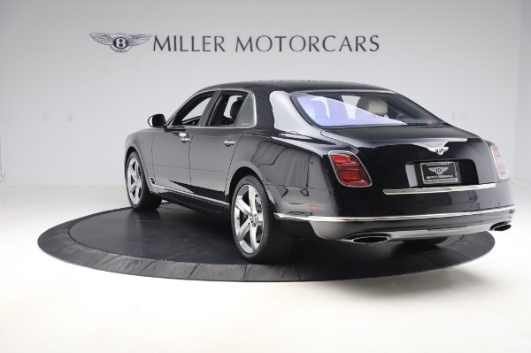 Used 2018 Bentley Mulsanne Speed for sale $239,900 at Aston Martin of Greenwich in Greenwich CT 06830 5