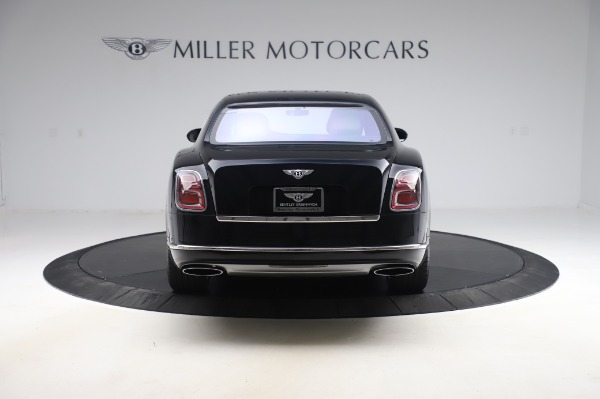 Used 2018 Bentley Mulsanne Speed for sale $239,900 at Aston Martin of Greenwich in Greenwich CT 06830 6