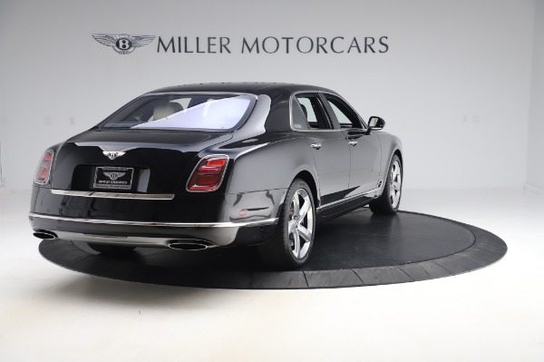 Used 2018 Bentley Mulsanne Speed for sale $239,900 at Aston Martin of Greenwich in Greenwich CT 06830 7