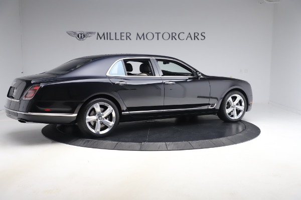 Used 2018 Bentley Mulsanne Speed for sale $239,900 at Aston Martin of Greenwich in Greenwich CT 06830 8