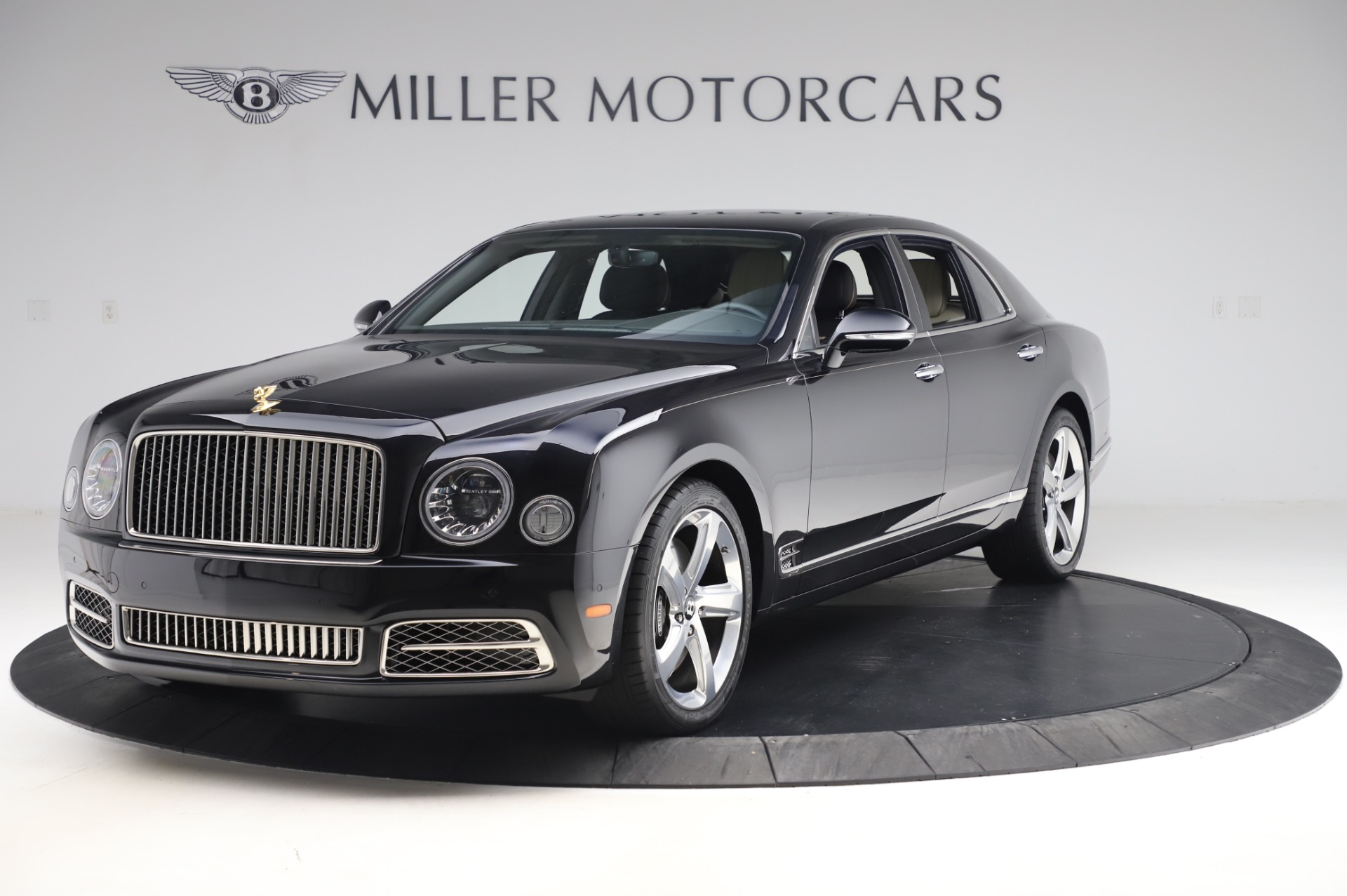 Used 2018 Bentley Mulsanne Speed for sale $239,900 at Aston Martin of Greenwich in Greenwich CT 06830 1