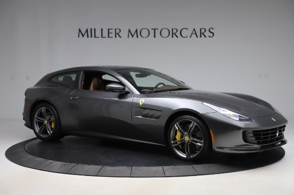Used 2020 Ferrari GTC4Lusso for sale Call for price at Aston Martin of Greenwich in Greenwich CT 06830 10