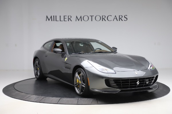 Used 2020 Ferrari GTC4Lusso for sale Call for price at Aston Martin of Greenwich in Greenwich CT 06830 11