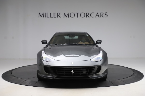 Used 2020 Ferrari GTC4Lusso for sale Call for price at Aston Martin of Greenwich in Greenwich CT 06830 12