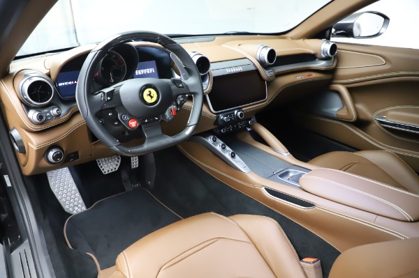Used 2020 Ferrari GTC4Lusso for sale Call for price at Aston Martin of Greenwich in Greenwich CT 06830 13