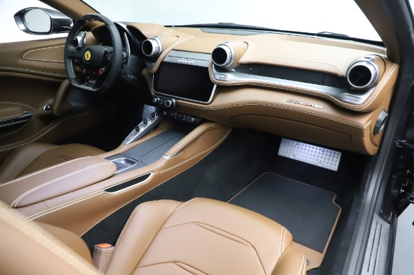 Used 2020 Ferrari GTC4Lusso for sale Call for price at Aston Martin of Greenwich in Greenwich CT 06830 18