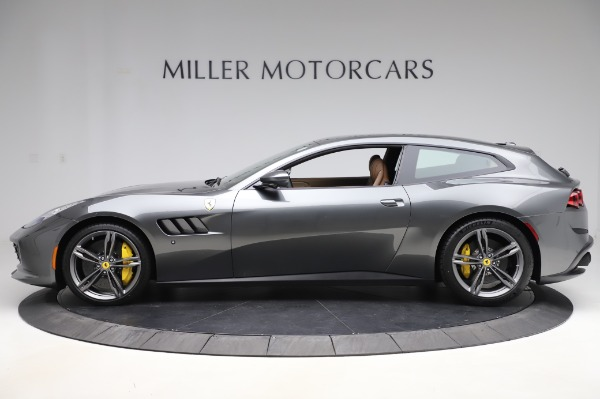 Used 2020 Ferrari GTC4Lusso for sale Call for price at Aston Martin of Greenwich in Greenwich CT 06830 3