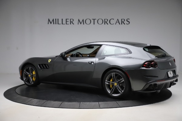 Used 2020 Ferrari GTC4Lusso for sale Call for price at Aston Martin of Greenwich in Greenwich CT 06830 4