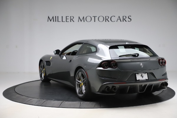 Used 2020 Ferrari GTC4Lusso for sale Call for price at Aston Martin of Greenwich in Greenwich CT 06830 5