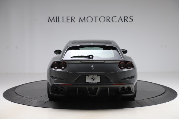 Used 2020 Ferrari GTC4Lusso for sale Call for price at Aston Martin of Greenwich in Greenwich CT 06830 6
