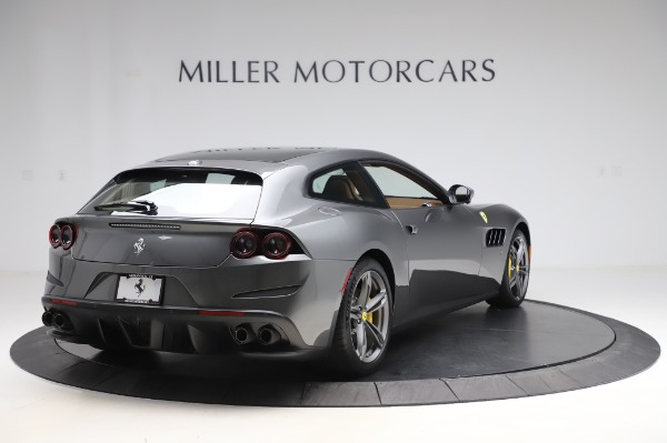 Used 2020 Ferrari GTC4Lusso for sale Call for price at Aston Martin of Greenwich in Greenwich CT 06830 7
