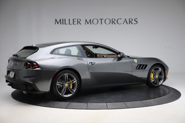 Used 2020 Ferrari GTC4Lusso for sale Call for price at Aston Martin of Greenwich in Greenwich CT 06830 8