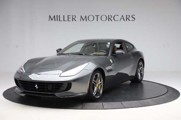 Used 2020 Ferrari GTC4Lusso for sale Call for price at Aston Martin of Greenwich in Greenwich CT 06830 1
