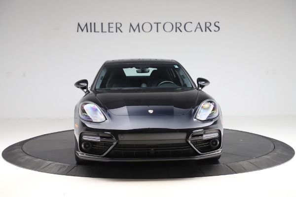 Used 2017 Porsche Panamera Turbo for sale $95,900 at Aston Martin of Greenwich in Greenwich CT 06830 12