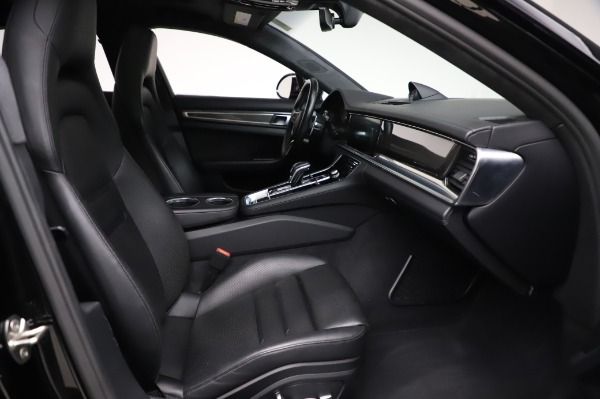 Used 2017 Porsche Panamera Turbo for sale $95,900 at Aston Martin of Greenwich in Greenwich CT 06830 20