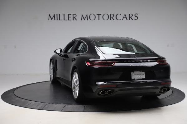 Used 2017 Porsche Panamera Turbo for sale $95,900 at Aston Martin of Greenwich in Greenwich CT 06830 5