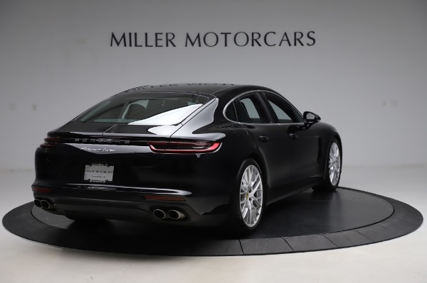 Used 2017 Porsche Panamera Turbo for sale $95,900 at Aston Martin of Greenwich in Greenwich CT 06830 7