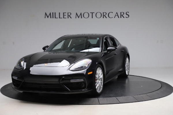 Used 2017 Porsche Panamera Turbo for sale $95,900 at Aston Martin of Greenwich in Greenwich CT 06830 1