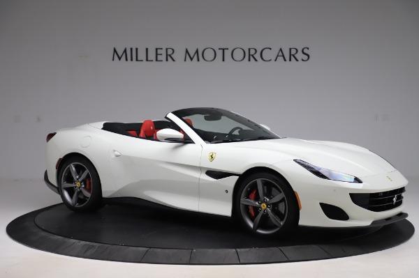 Used 2020 Ferrari Portofino Base for sale Call for price at Aston Martin of Greenwich in Greenwich CT 06830 10