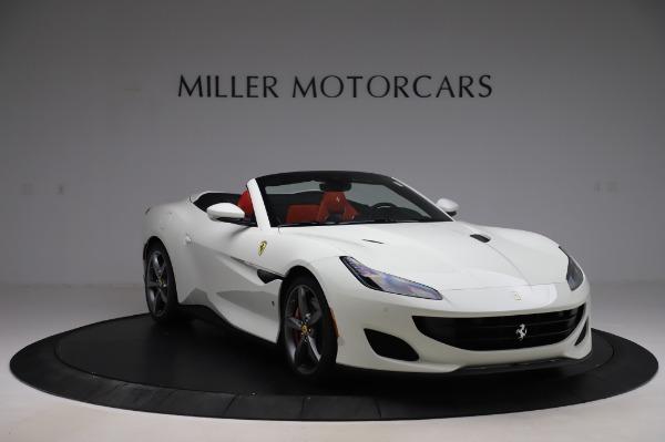 Used 2020 Ferrari Portofino Base for sale Call for price at Aston Martin of Greenwich in Greenwich CT 06830 11