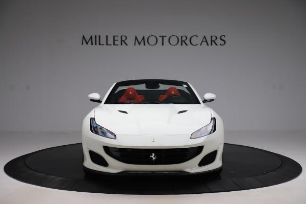 Used 2020 Ferrari Portofino Base for sale Call for price at Aston Martin of Greenwich in Greenwich CT 06830 12