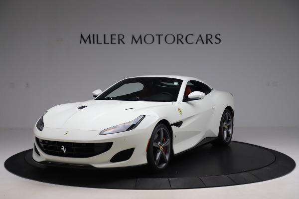 Used 2020 Ferrari Portofino Base for sale Call for price at Aston Martin of Greenwich in Greenwich CT 06830 13