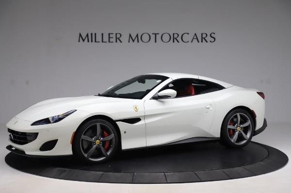 Used 2020 Ferrari Portofino Base for sale Call for price at Aston Martin of Greenwich in Greenwich CT 06830 14