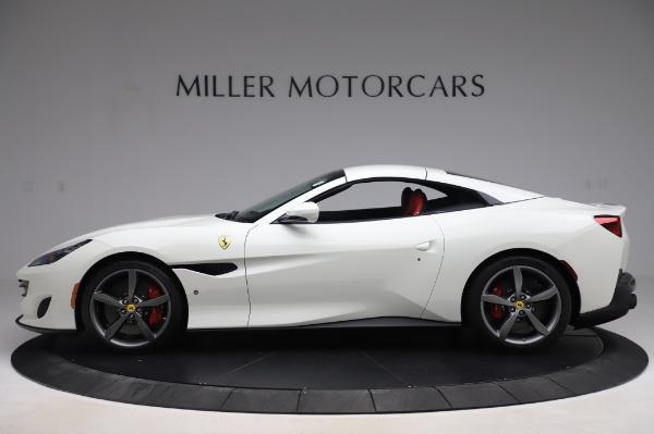 Used 2020 Ferrari Portofino Base for sale Call for price at Aston Martin of Greenwich in Greenwich CT 06830 15