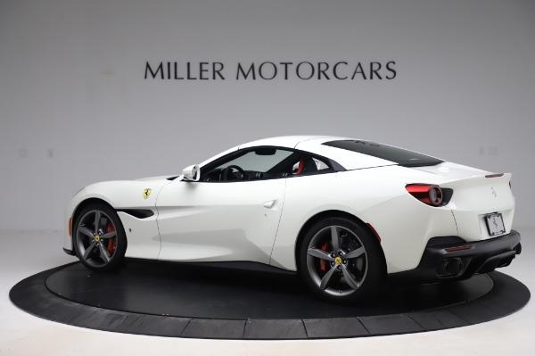 Used 2020 Ferrari Portofino Base for sale Call for price at Aston Martin of Greenwich in Greenwich CT 06830 16