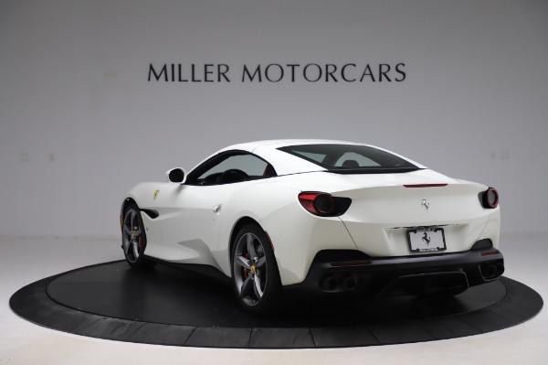 Used 2020 Ferrari Portofino Base for sale Call for price at Aston Martin of Greenwich in Greenwich CT 06830 17