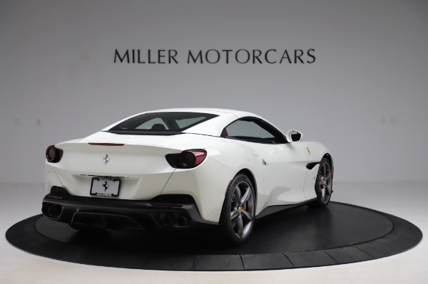 Used 2020 Ferrari Portofino Base for sale Call for price at Aston Martin of Greenwich in Greenwich CT 06830 19