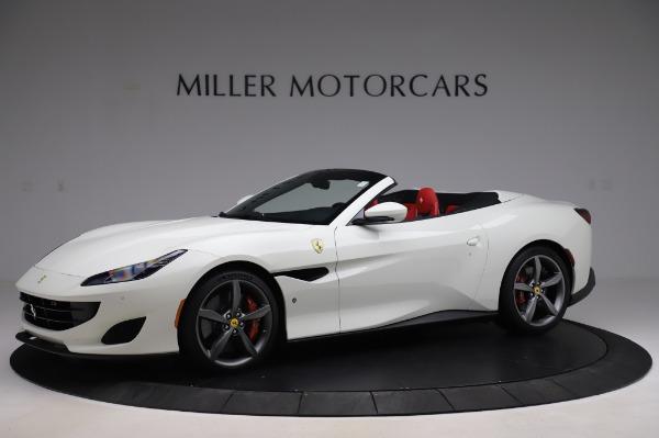 Used 2020 Ferrari Portofino Base for sale Call for price at Aston Martin of Greenwich in Greenwich CT 06830 2