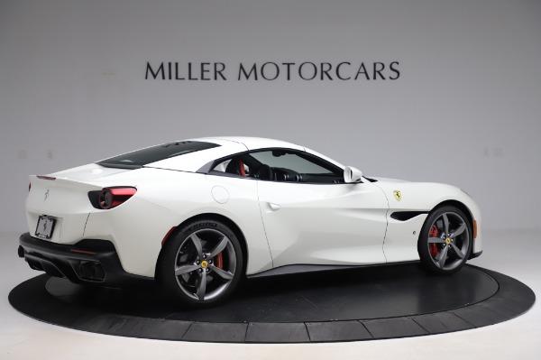 Used 2020 Ferrari Portofino Base for sale Call for price at Aston Martin of Greenwich in Greenwich CT 06830 20