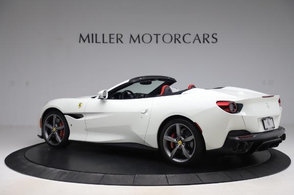 Used 2020 Ferrari Portofino Base for sale Call for price at Aston Martin of Greenwich in Greenwich CT 06830 4