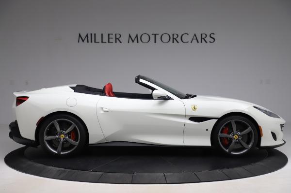 Used 2020 Ferrari Portofino Base for sale Call for price at Aston Martin of Greenwich in Greenwich CT 06830 9