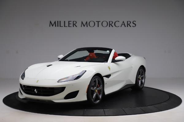 Used 2020 Ferrari Portofino Base for sale Call for price at Aston Martin of Greenwich in Greenwich CT 06830 1