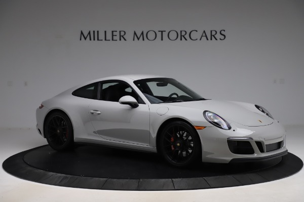 Used 2018 Porsche 911 Carrera GTS for sale Call for price at Aston Martin of Greenwich in Greenwich CT 06830 10