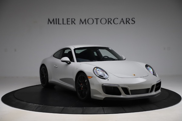 Used 2018 Porsche 911 Carrera GTS for sale Call for price at Aston Martin of Greenwich in Greenwich CT 06830 11